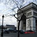 巴黎-凱旋門1.JPG