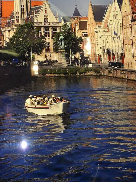 比利時布魯日-運河遊船01.JPG