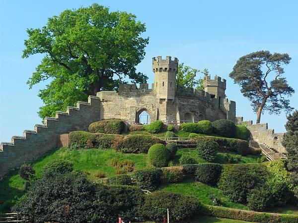 英國史特拉福-沃維克城堡06.JPG