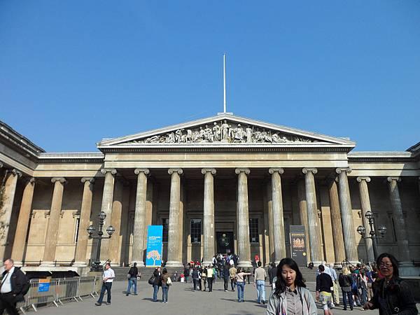 英國倫敦-大英博物館01.JPG