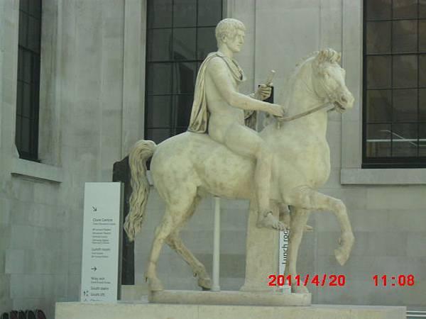 英國倫敦-大英博物館07.JPG