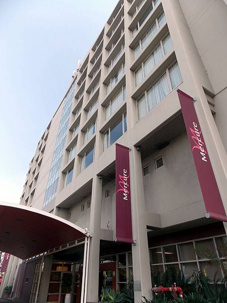 雪梨-MERCURE HOTEL PARRAMATTA 01.JPG