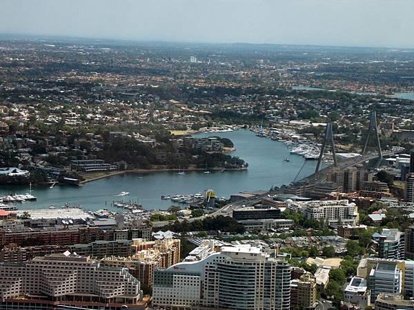 雪梨-雪梨塔俯瞰風景 07.JPG