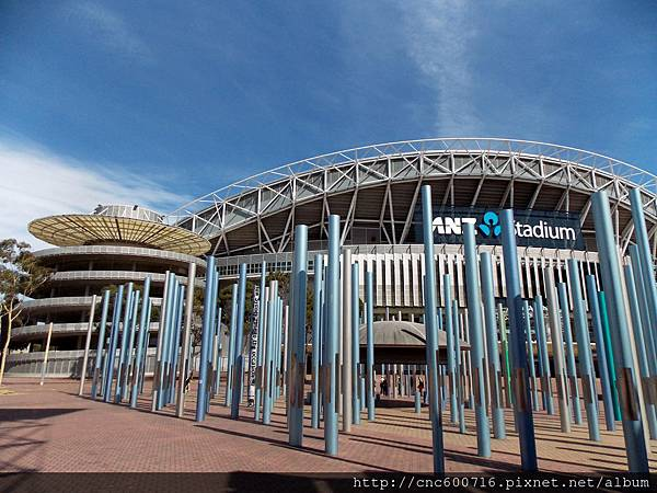 雪梨-奧林匹克運動公園 01.JPG