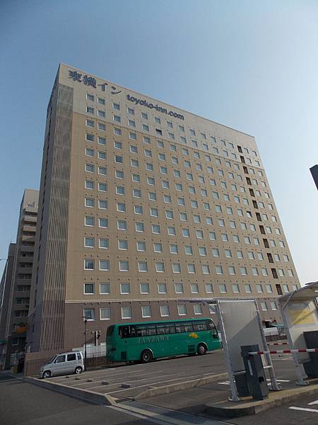 名古屋東橫飯店 01.JPG