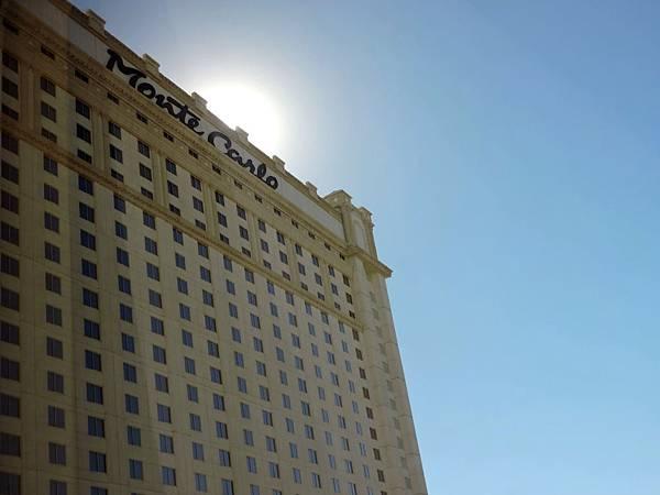 拉斯維加斯-MONTE CARLO RESORT 蒙地卡羅飯店 01.JPG