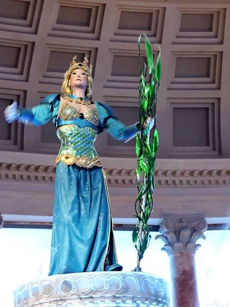 拉斯維加斯-夜遊凱薩宮雕像秀 05.JPG