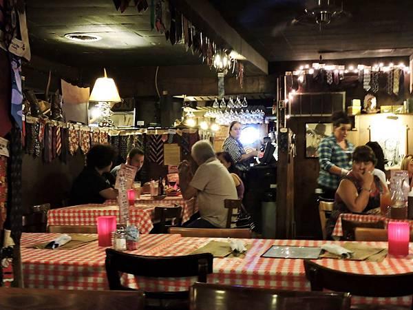 洛杉磯-PINNACIE PEAK剪領帶餐廳美式炭烤牛排 07.JPG