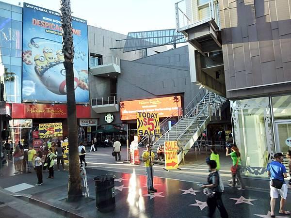 洛杉磯-星光大道 01.JPG