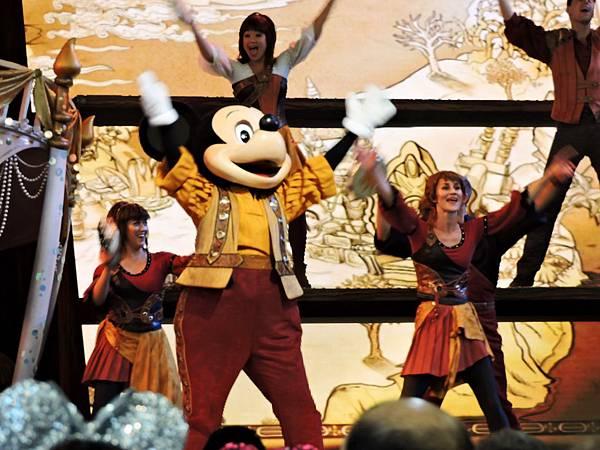 洛杉磯-迪士尼樂園 60(MIKEY'S PARTY).JPG