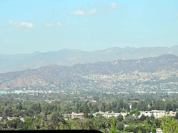 洛杉磯-環球影城 37(遊園列車).JPG
