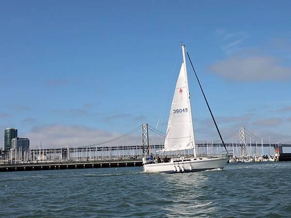 舊金山-水陸兩棲水鴨船 21.JPG