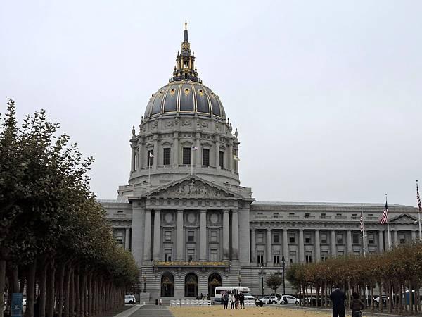 舊金山-市政廳  02.JPG