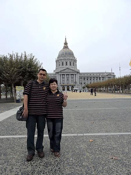 舊金山-市政廳  01.JPG