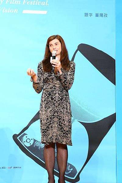 日舞影展協會紀錄片基金會代表Finneran Patricia.JPG