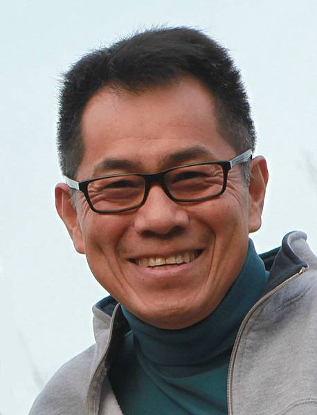 Arthur Dong headshot, photo by Zand Gee 2010