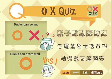 OX Quiz