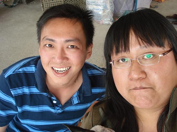 2008/12月底我與好友惠玲!!