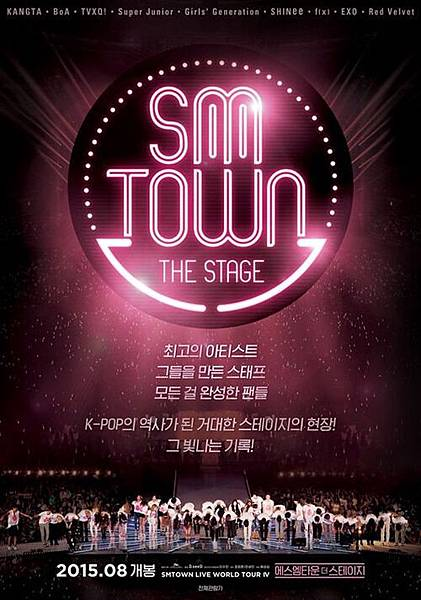 SMTOWN THE STAGE