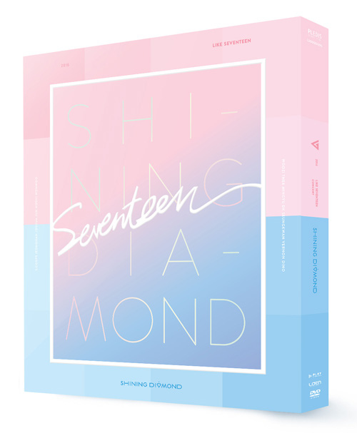 SHINING DIAMOND DVD