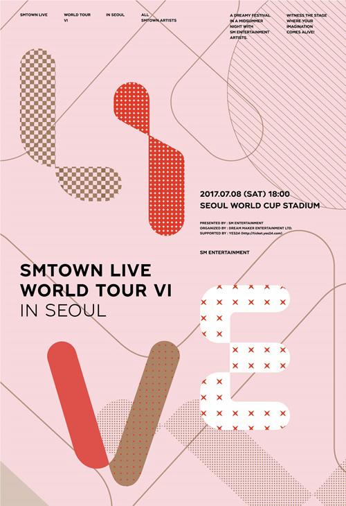 SMTOWM LIVE VI