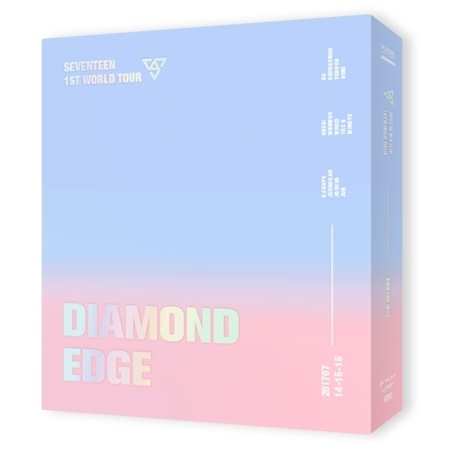 DIAMOND EDGE IN SEOUL DVD