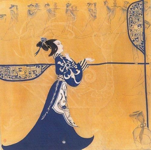 1.嫘祖是黃帝的正妃
