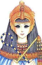 2.埃及魔法女神Isis(愛西絲)