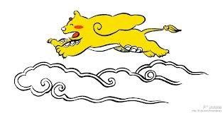 3.地藏菩薩座騎 -「 善聽」的由來