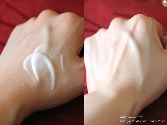 cream back