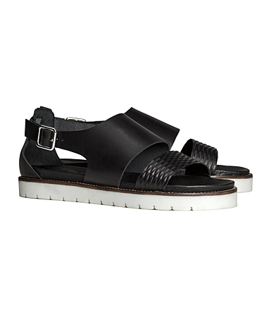 Leather Sandals $49.95