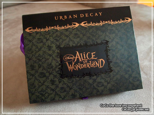 敗家 | Urban Decay Alice in Wonderland