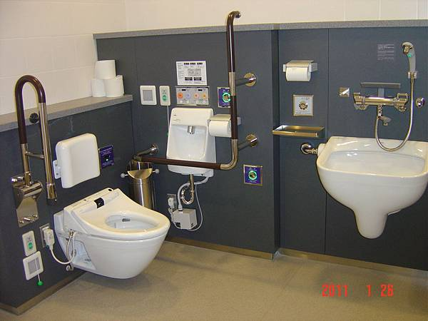 日本的廁所