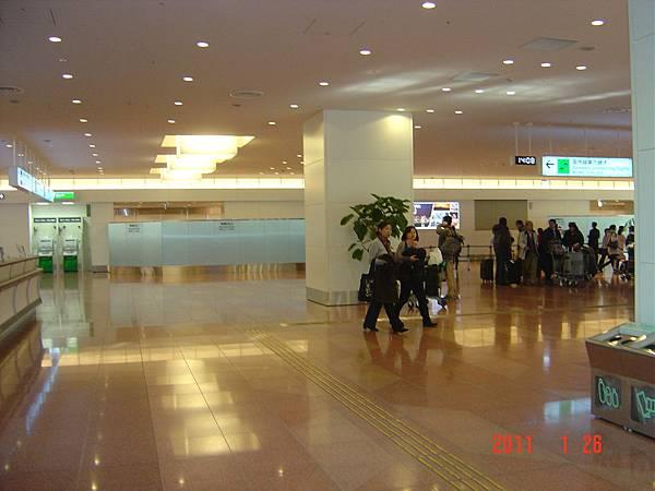 羽田機場大廳