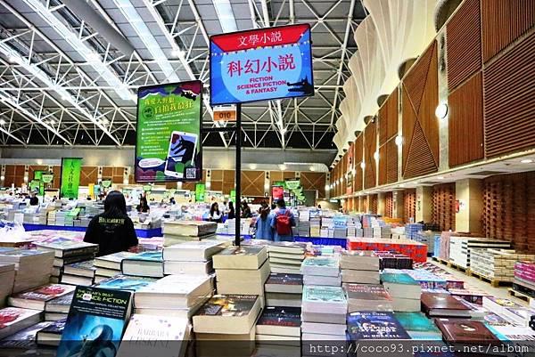 大野狼國際書展Big Bad Wolf Books Taiwan   (43).JPG