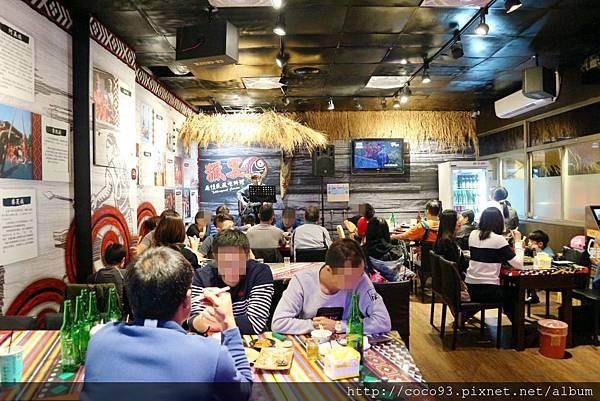 獵宴 原住民風味料理音樂餐廳串燒海鮮 (10).jpg