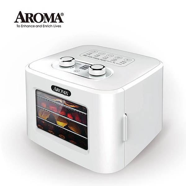 【美國 AROMA】乾果機 果乾機 食物乾燥機 小巧四層款.jpg
