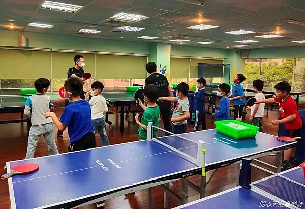 乒乓島兒童桌球 (2)