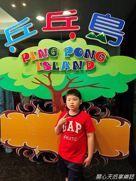 乒乓島兒童桌球 (1)