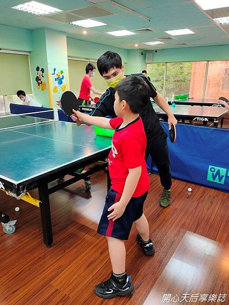 乒乓島兒童桌球 (19)