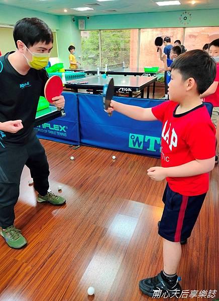 乒乓島兒童桌球 (18)