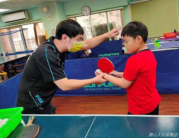 乒乓島兒童桌球 (24)