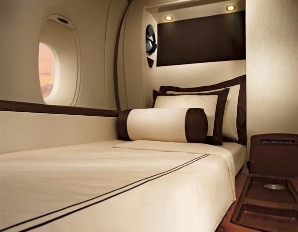 金沙娛樂城新航A380豪華套房