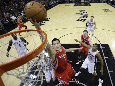 天子神州 NBA