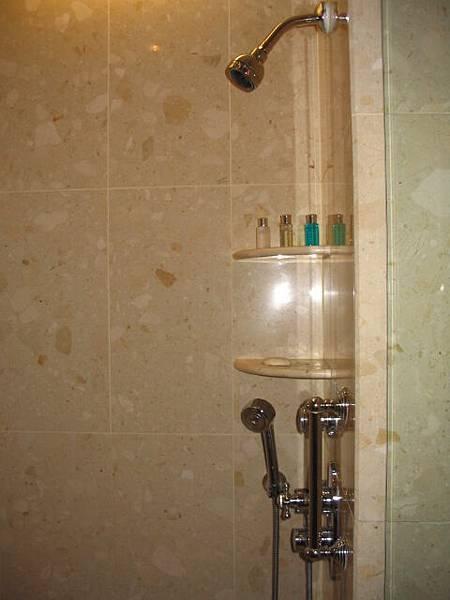 淋浴的地方