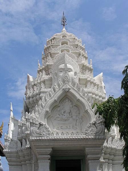 這裡應該是玉佛寺附近