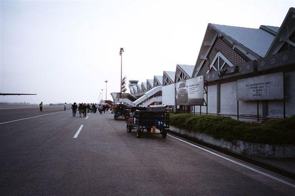 蘭卡威機場