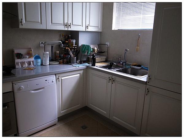 洗碗的地方