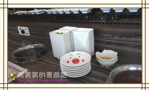 養素庭素食火鍋迴轉火車-P32