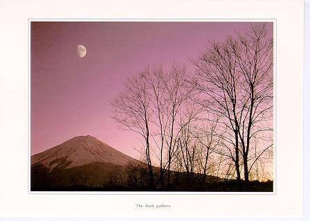 月夜富士山.bmp
